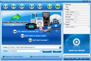 Amadis video converter